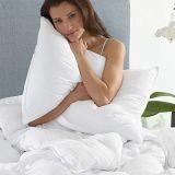 Mejor que abajo almohadas estándar