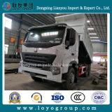 Sinotruck 10 바퀴 HOWO A7 371HP 무거운 덤프 트럭