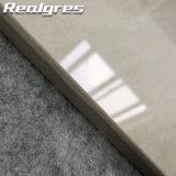バルコニーの壁デザインのために大型価格の最も安いスペインの磨かれた磁器の床タイル