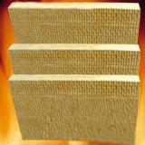 アルミホイルを持つ熱絶縁体のRockwoolの構築のボード
