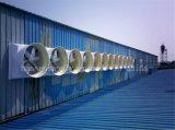 Ventilador de plástico reforzado con fibra de vidrio de fibra de Foshan ventilación Ventilador de escape de gases de efecto granja avícola