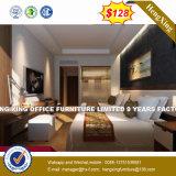 現代設計されていた木の寝室の家具の正方形のベッド(HX-8NR2006)
