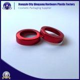 装飾的な瓶の包装のための赤いアルミニウム中間のリング