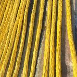 Diámetro 72m m 12 cuerda de la fibra del hilo UHMWPE para la venta