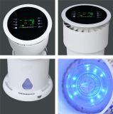 タッチ画面の紫外線殺菌HEPAの空気清浄器
