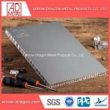 Alta resistência de PVDF painéis de alumínio alveolado anticorrosão para Barramento CAN do Motor