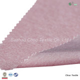 De Wol van de Hennep van de Polyester van 100% met het Duidelijke Afweermiddel van de Kleurstof en van het Water voor de BenedenStof van het Jasje