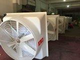 Os fãs Hvls/ventilador do Cone de fibra de vidro para emissões/Casa de aves de capoeira