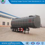 Vliegwiel 3 Eetbare Alxes/Semi Aanhangwagen van de Tanker van de Olijfolie de Geïsoleerde voor Vervoer van Oliën