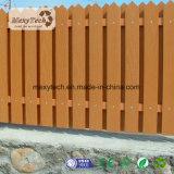 Clôture composée de piquet de la qualité WPC de décoration de jardin bonne