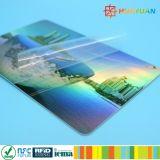 Tarjeta global programada fábrica de la frecuencia ultraelevada RFID del EPC AD-383u7 UCODE 7