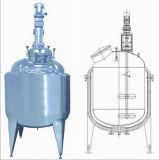 Бак реакции чайника химической реакции реактора нержавеющей стали