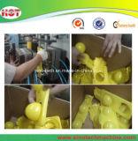 LDPEのプラスチックは機械で造るためにブロー形成を作るか、または形成機械を吹く海の球をもてあそぶ