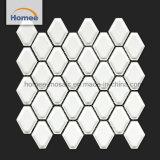 Высокое качество белой плиткой Honeycomb форму длинный болт с шестигранной головкой Мозаичное оформление