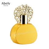 Fornecedor chinês vaso de perfume de vidro com tampa de perfume de acrílico