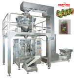 Machine de conditionnement de formation remplissante automatique de cachetage pour le millet/avoine/sojas noirs