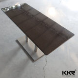 Solvently Surface Brown Color Counter Top