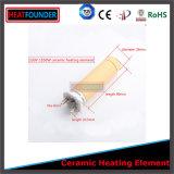 Calentador de cerámica de la bobina de 1.55 kilovatios Cordietrite para el arma del aire caliente