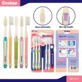 Toothbrush adulto com as cerdas Nano 5 de Elatic em 1 bloco 911 do valor