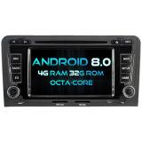 Automobile DVD del Android 8.0 di memoria di Witson otto per Audi A3