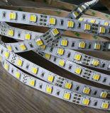 Luz de tira ajustable del LED CCT