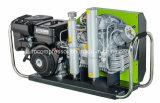Compressor de Ar de Respiração do Mergulho Autónomo de Alta Pressão de 9cfm 330bar /225bar
