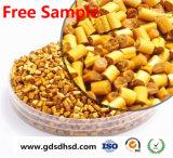 Pp. gelbes Masterbatch 15-70% Pigment-Plastiktabletten