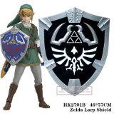 A legenda do escudo protetor Larp Zelda 46*57cm HK2701/HK2701b