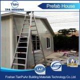 Camera prefabbricata del doppio del pendio rivestimento del tetto nel banco