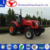 Низкие цены сельскохозяйственных тракторов для продажи с хорошим обслуживанием/трактор двойного приводного колеса/кабина трактора/обратной лопаты трактора/трактора/буксировки трактора/шины трактора фермы