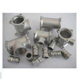 Commestibile sanitario degli accessori per tubi dell'acciaio inossidabile del macchinario di sostegno