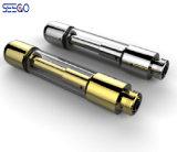 Nueva Tendencia Seego PE-G cristal Cbd vaporizador Cartucho Cbd mayorista