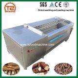 Machine à laver de machine d'écaillement de manioc et de racine alimentaire de racine