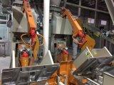 maquinaria completamente automática del embalaje 5-50kg para el polvo de la masilla del cemento