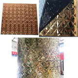 ステレオのステンレス鋼の浮彫りになるボードの反モザイク鋼板546