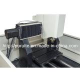 Cnc-Gravierfräsmaschine-schnitzender Maschinen-Steinstein, der Drehbänke aufbereitet