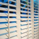Obturateur en bois contrôlé personnalisé pour fenêtre et porte