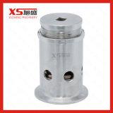 Válvula de pressão do vácuo do produto comestível de aço inoxidável