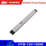 alimentazione elettrica ultrasottile di 12V 8A LED con le Htb-Serie di RoHS del Ce