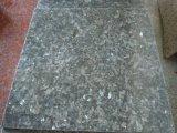 Blue Pearl pedra granito polido /Tabela/Bancada/rodapé/Border/Tile/laje/Escada/Bancada/vaidade de cima para cozinha/banheiro/sala de estar