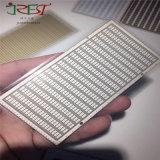Cu Cobre Galvanização PCB de substrato de cerâmica para produtos eletrônicos
