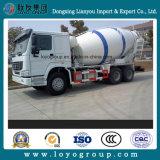 Camion 336HP de mélangeur concret de Sinotruk HOWO 6*4