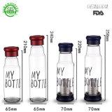 Hittebestendige Transparante Fles voor Student