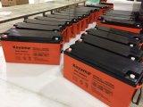 Gel à cycle profond de haute qualité batterie solaire 12V150ah pour système d'alimentation solaire