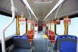 2017 ha fissato il prezzo di nuovo bus Slk6129hev della città