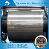 自動車部品のための2b表面202 Hr/Crのステンレス鋼のコイルかストリップ