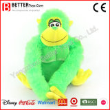 子供または子供のための熱い販売のプラシ天のぬいぐるみの柔らかいゴリラのおもちゃ