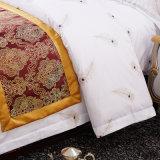 Подгонянный роскошным комплект постельных принадлежностей стационара напечатанный хлопком