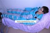 Il drenaggio della linfa con Pressotherapy ansima l'apparecchiatura per massaggi del corpo
