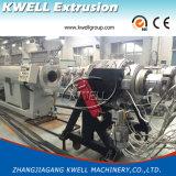 Tubulação do PVC que faz a linha da extrusão da tubulação da canalização do cabo de Machine/PVC